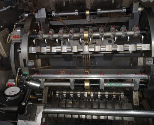 Druckmaschinen Service Rotoman 65