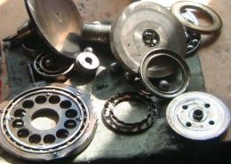 PIV Getriebe   Reparatur